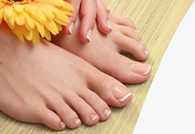 Your beautiful feet after a Beauchamp nail fungus treatment