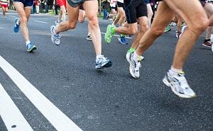 Getting Your Feet Marathon Ready