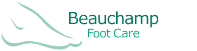 Beauchamp Foot Care logo