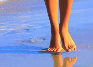 Don't Be Afraid to Bare Your Feet in Summer