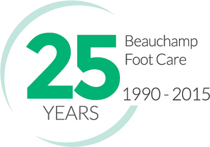 25 Years of Fabulous Feet