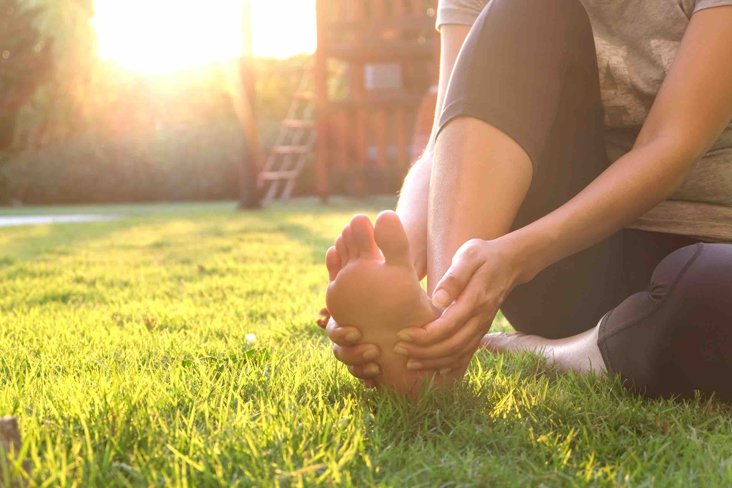 A Quick Guide to Foot and Heel Pain