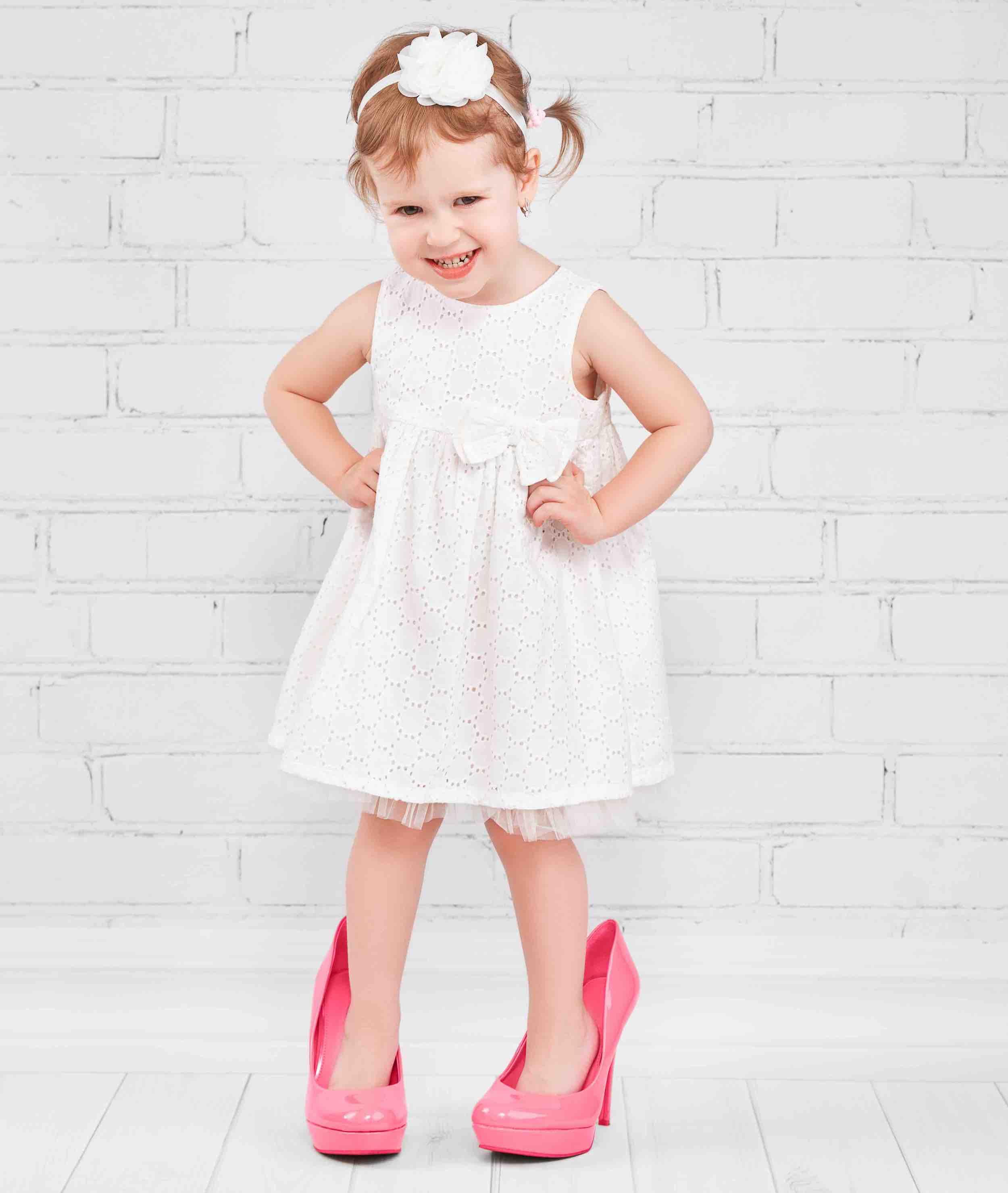 Caring for Children's Feet