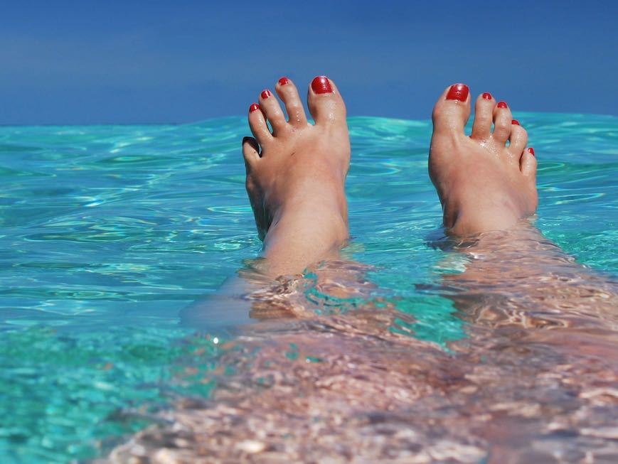 7 Tips for Getting Your Feet in Good Shape for the Summer