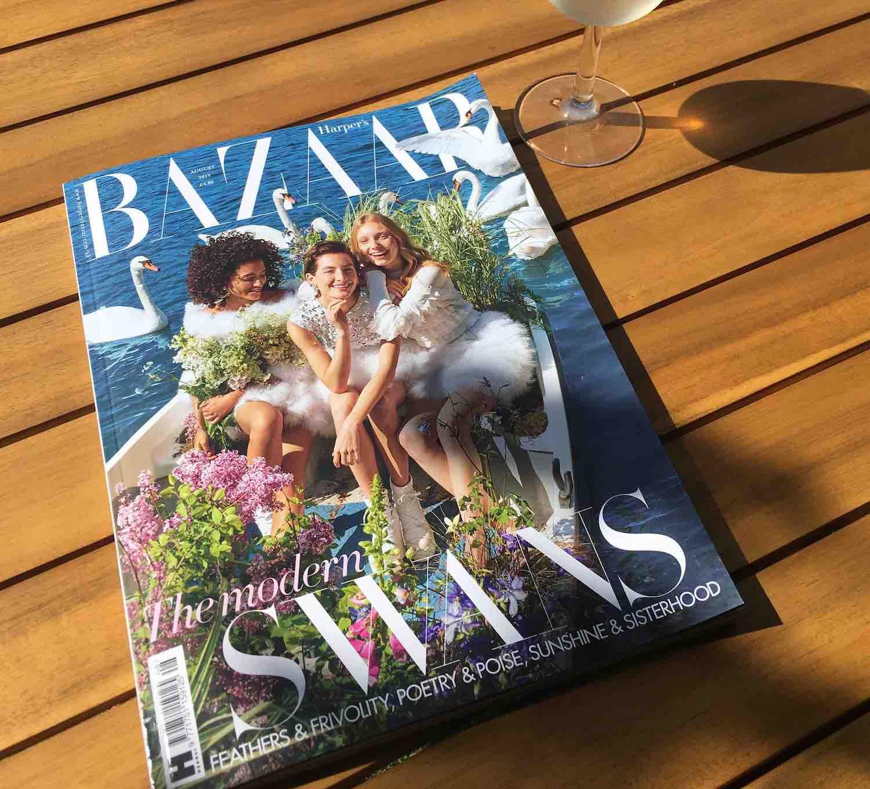 Haperts Bazaar Aug 2019