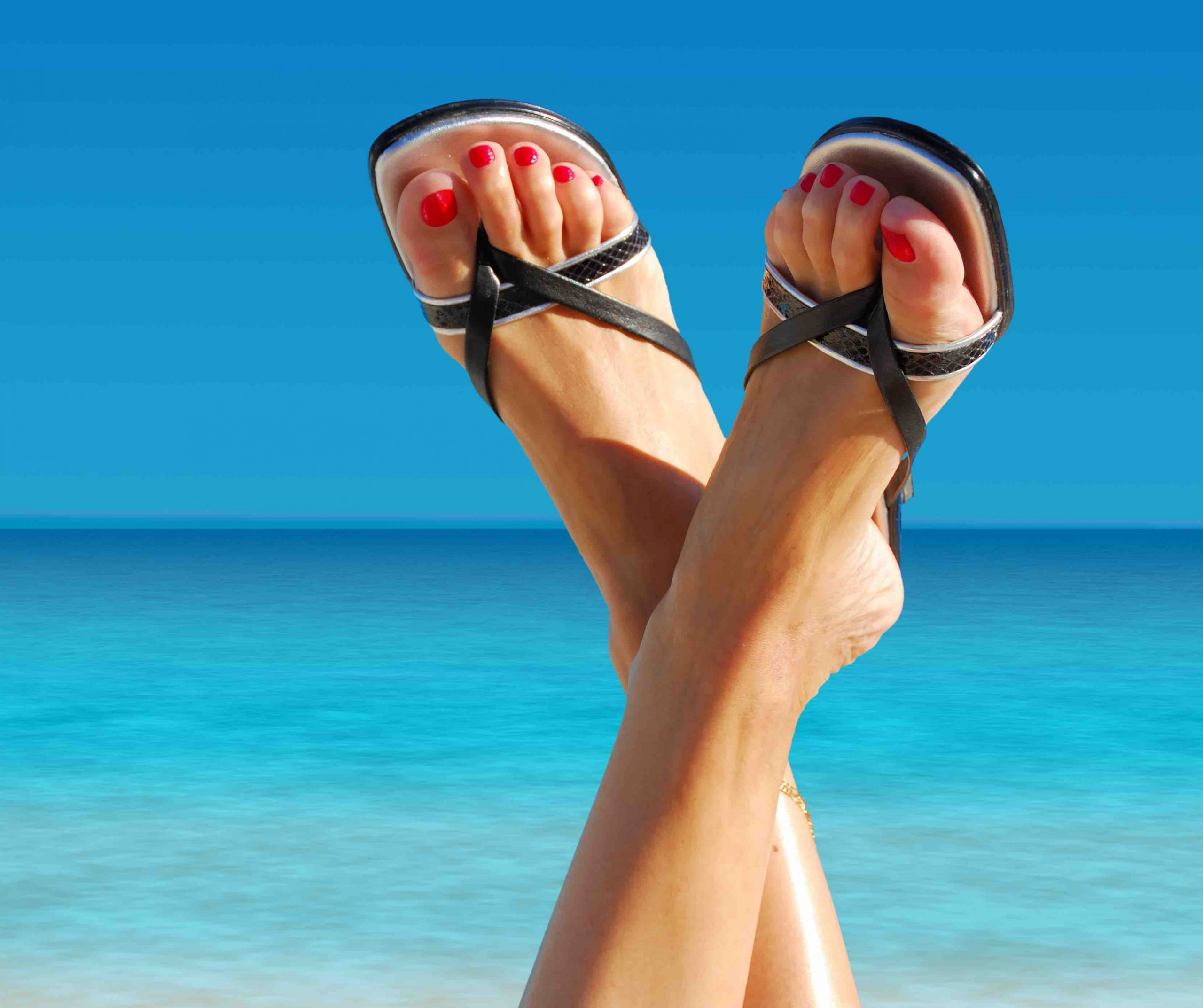 After Lockdown: Get Your Feet Back in Shape for Summer